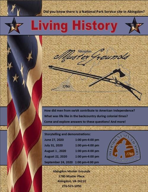 Living History 2020